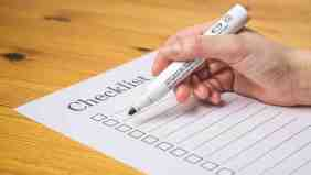 Detailed nurse report checklist