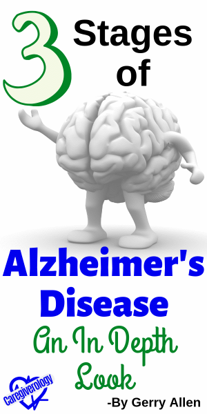 3 Stages of Alzheimer's Disease: An In Depth Look