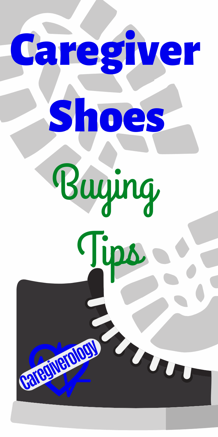 Caregiver shoes buying tips