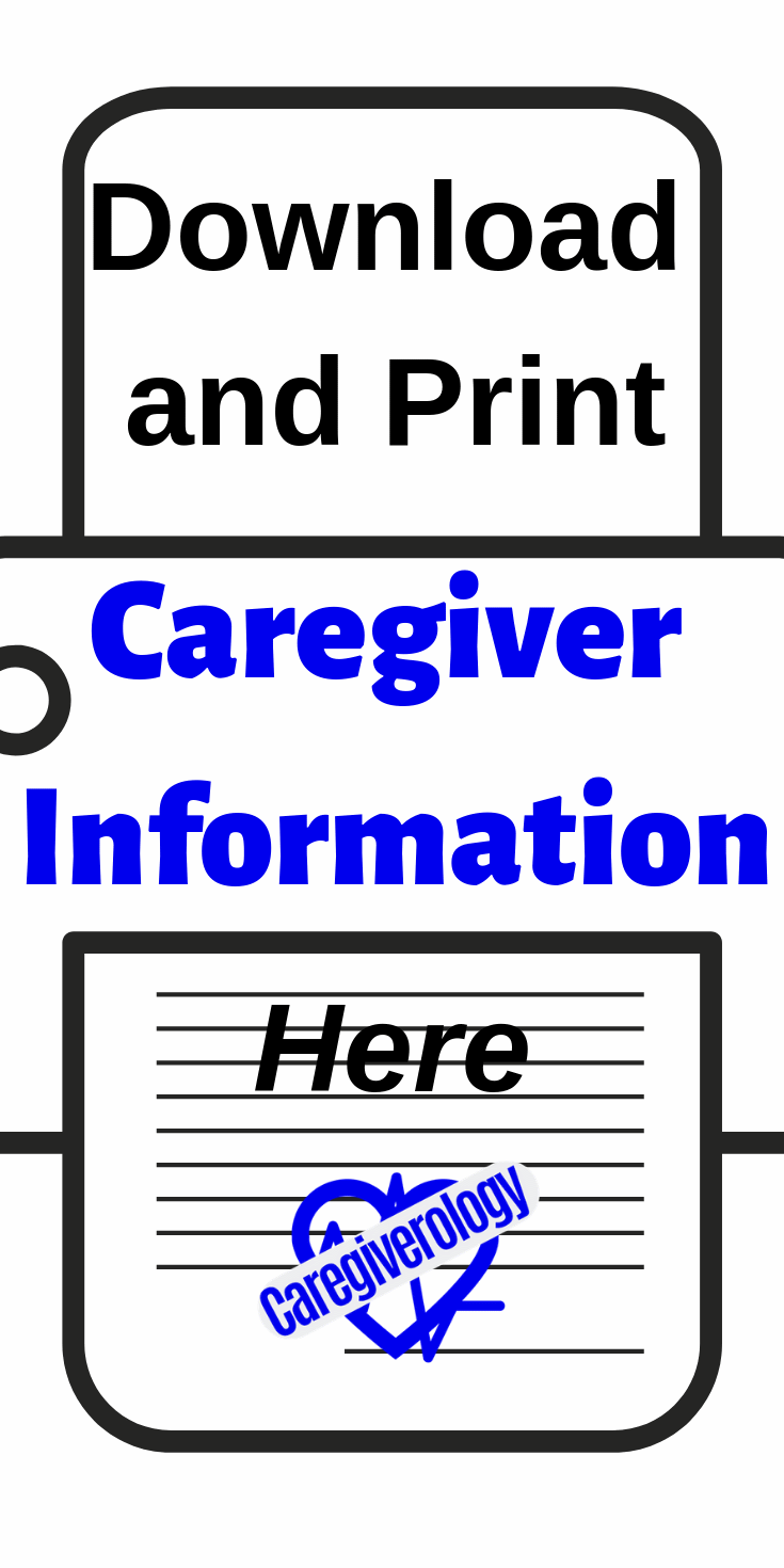 Download and print caregiver information here