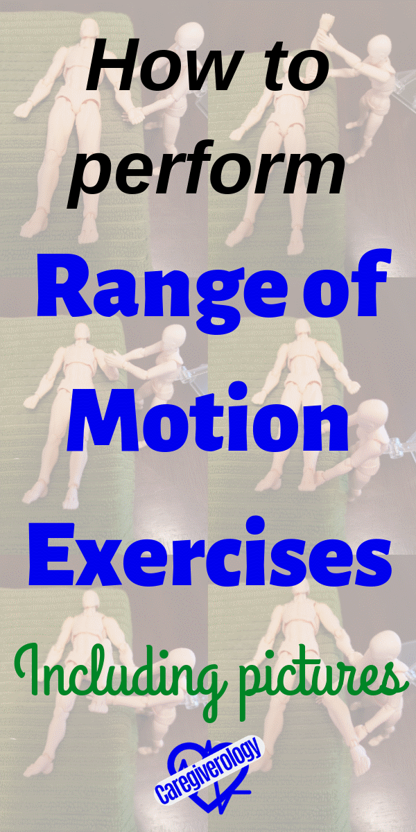 How to perform range of motion (ROM) exercises