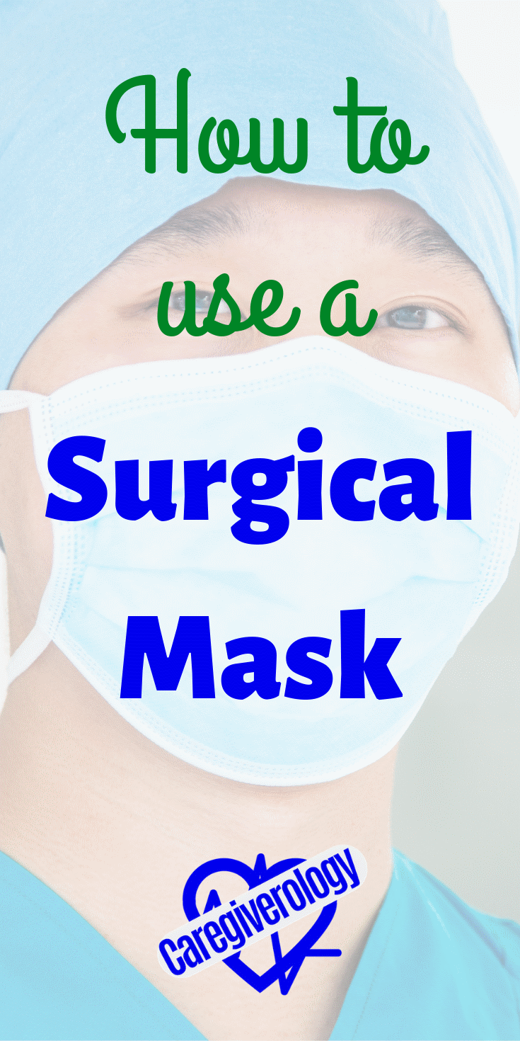 How to use a surgical mask