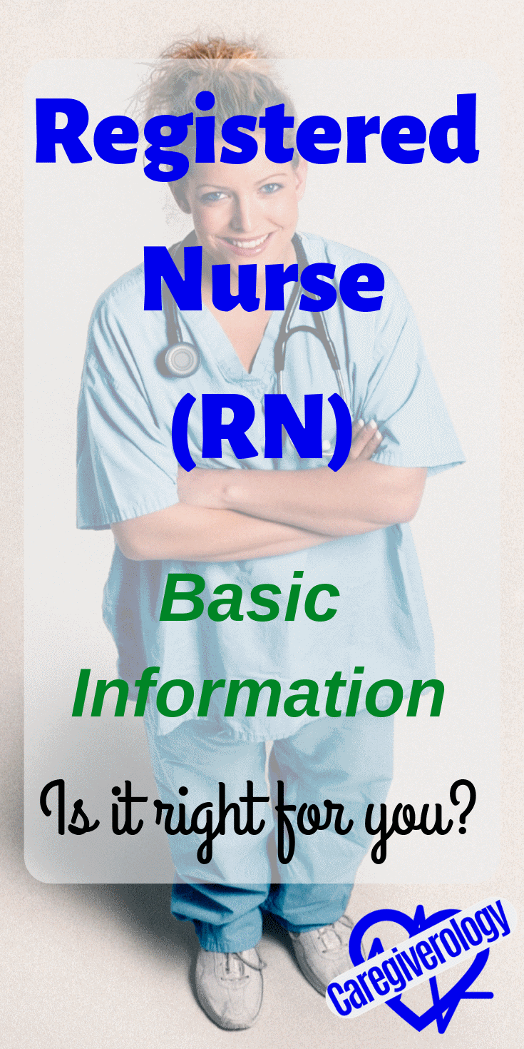 Registered nurse (RN) basic information