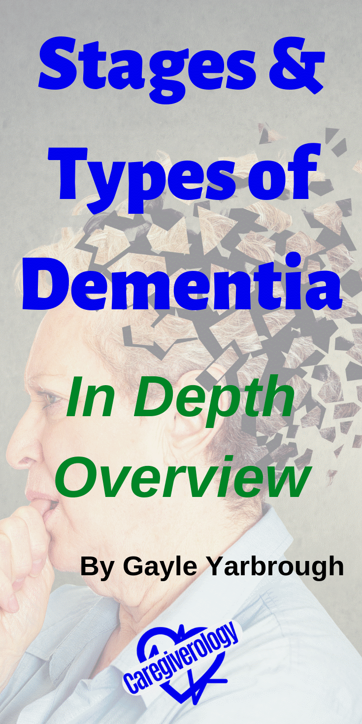 Stages and Types of Dementia: In Depth Overview
