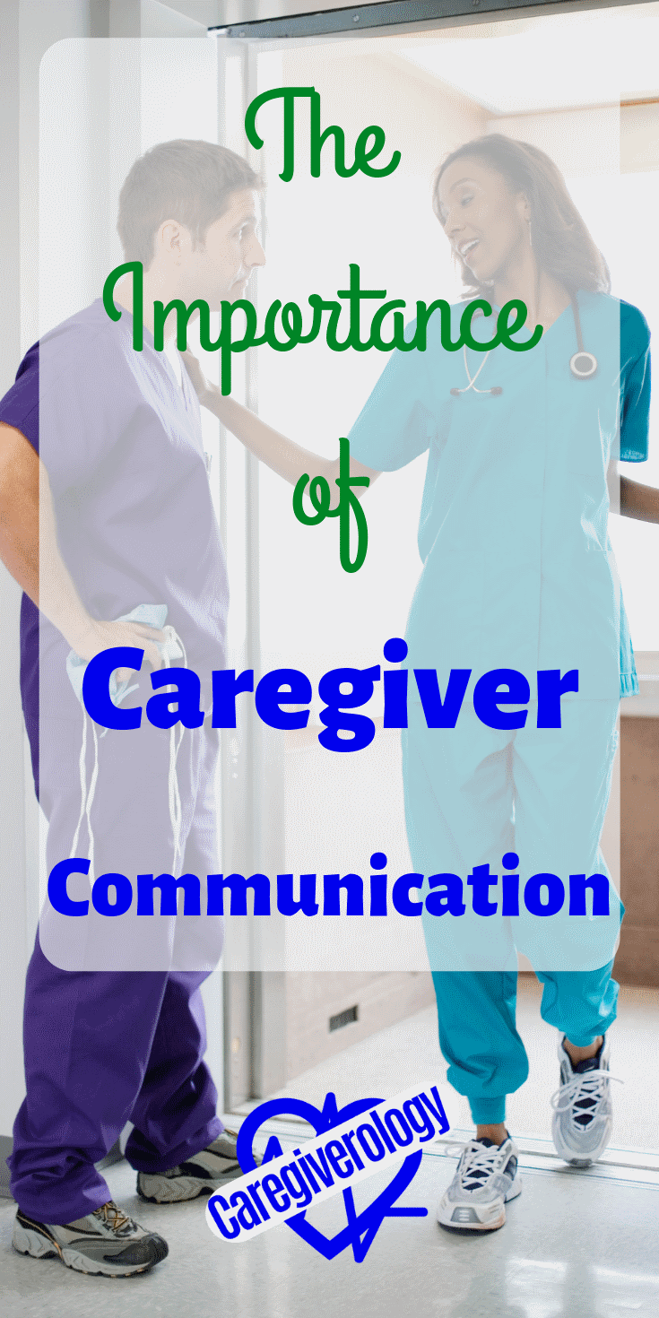 The importance of caregiver communication