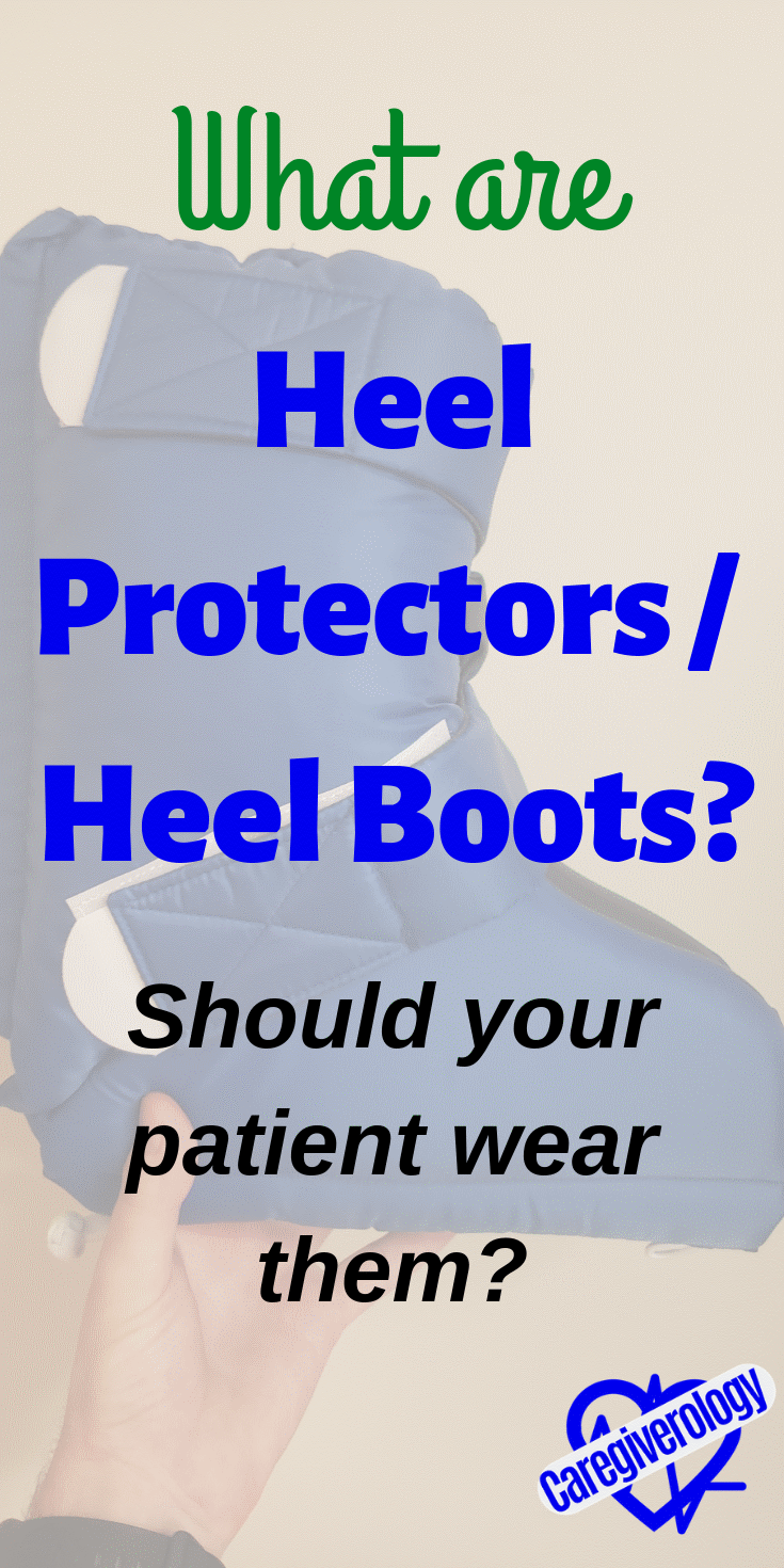 What are heel protectors / heel boots?