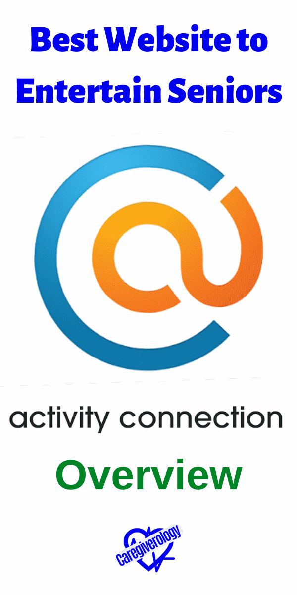Best Website to Entertain Seniors: Activity Connection Overview