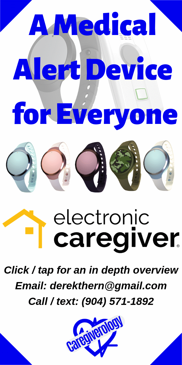 Electronic Caregiver: A medical alert device for everyone
