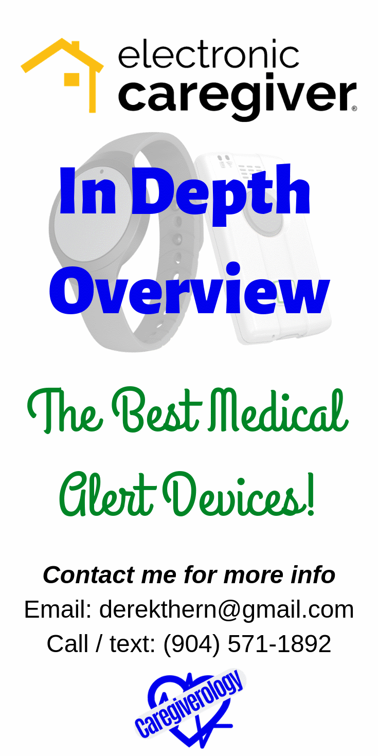 Electronic Caregiver in depth overview