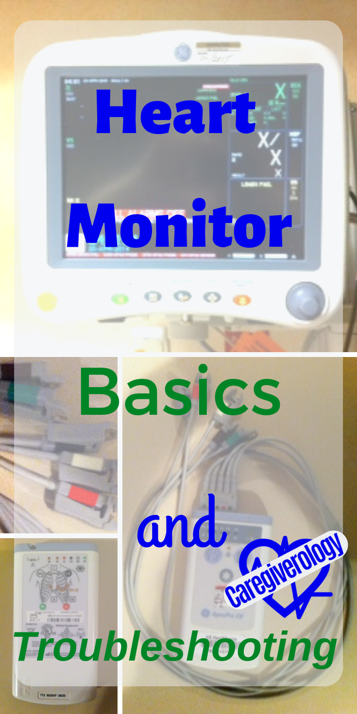 heart monitor basics and troubleshooting