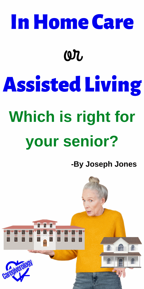 In Home Care or Assisted Living: Which is Right for Your Senior?