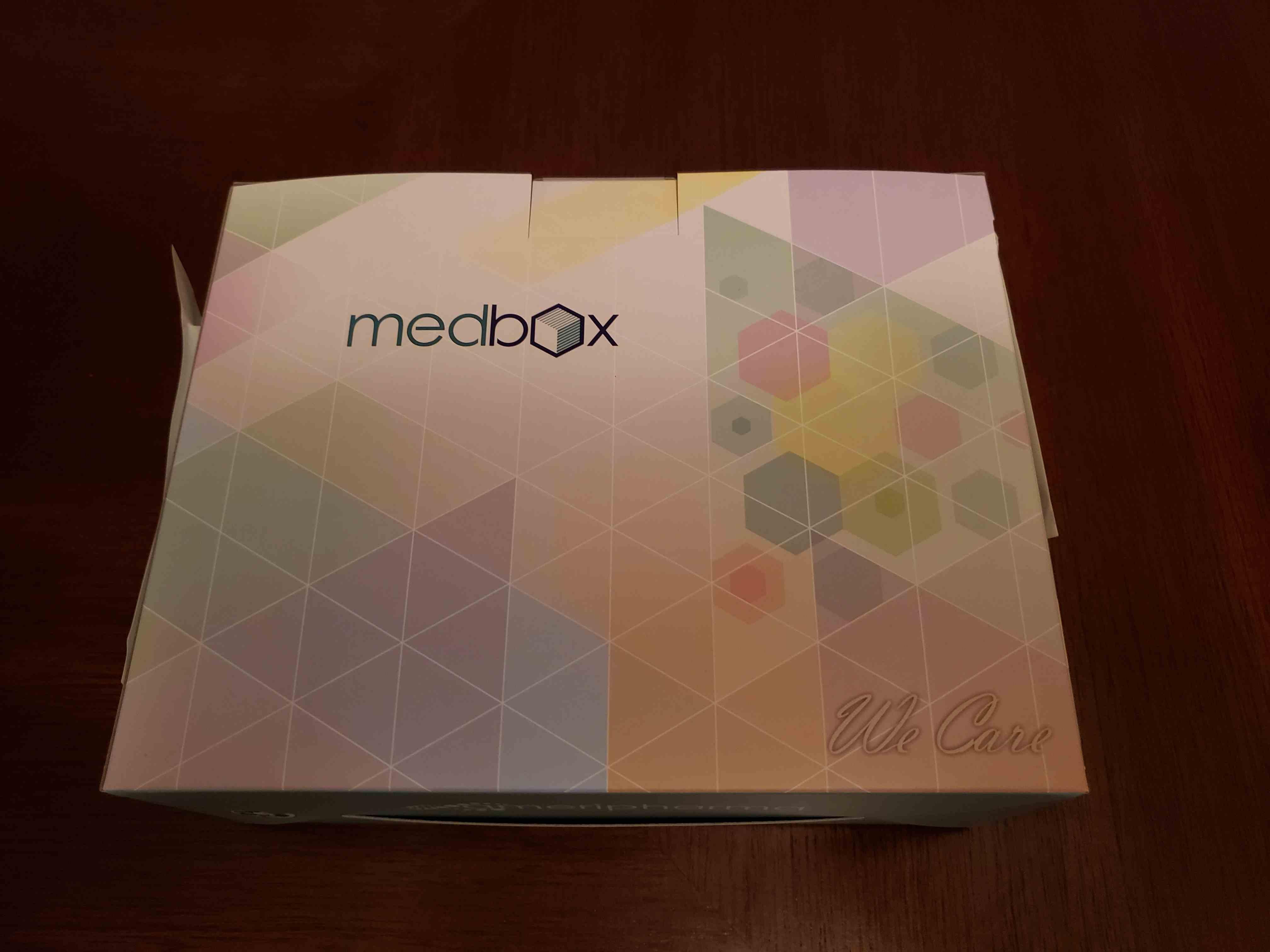 Medbox front