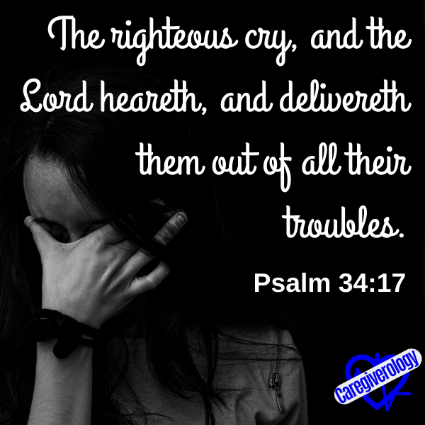 The righteous cry, and the Lord heareth