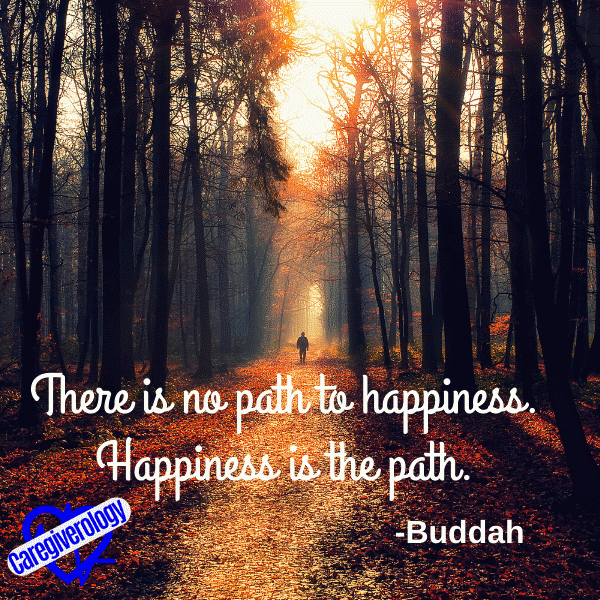 There is no path to happiness