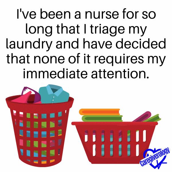 Triage my laundry