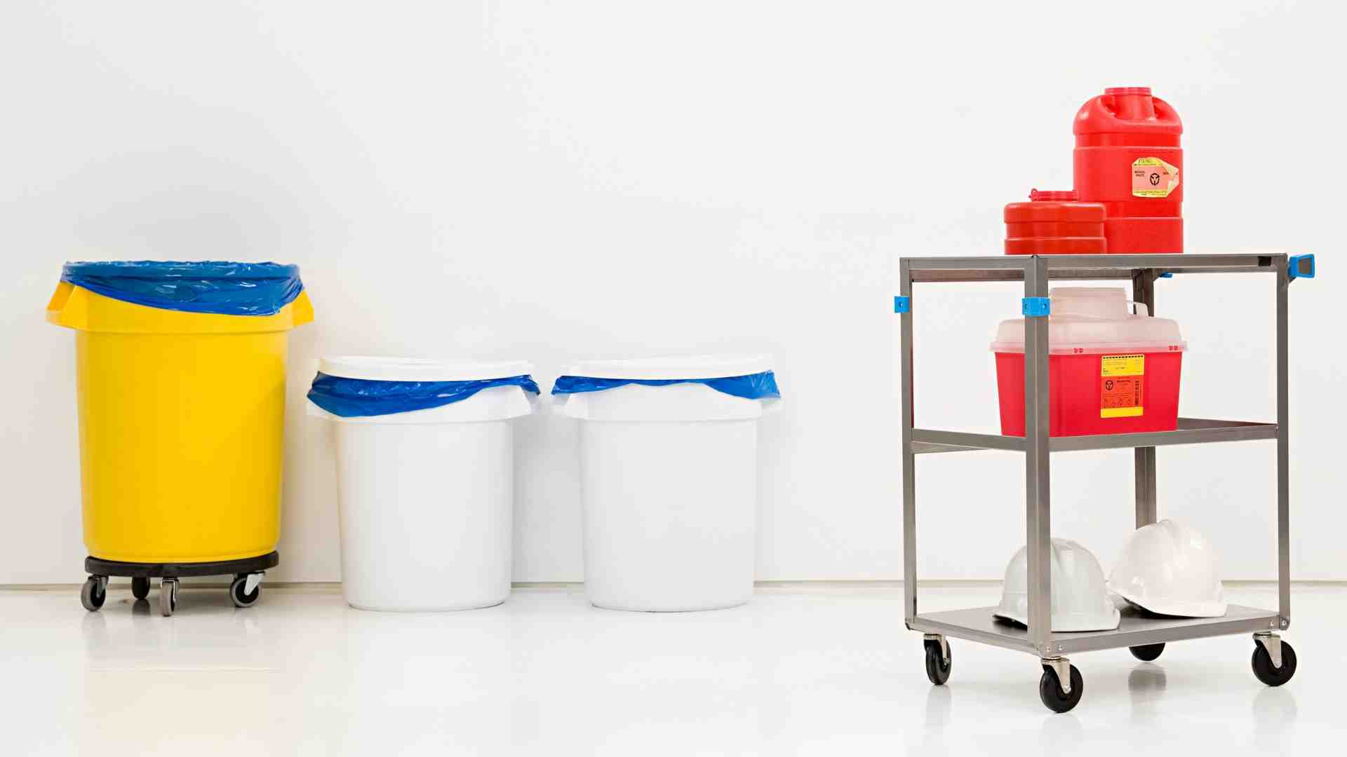 Waste management in healthcare