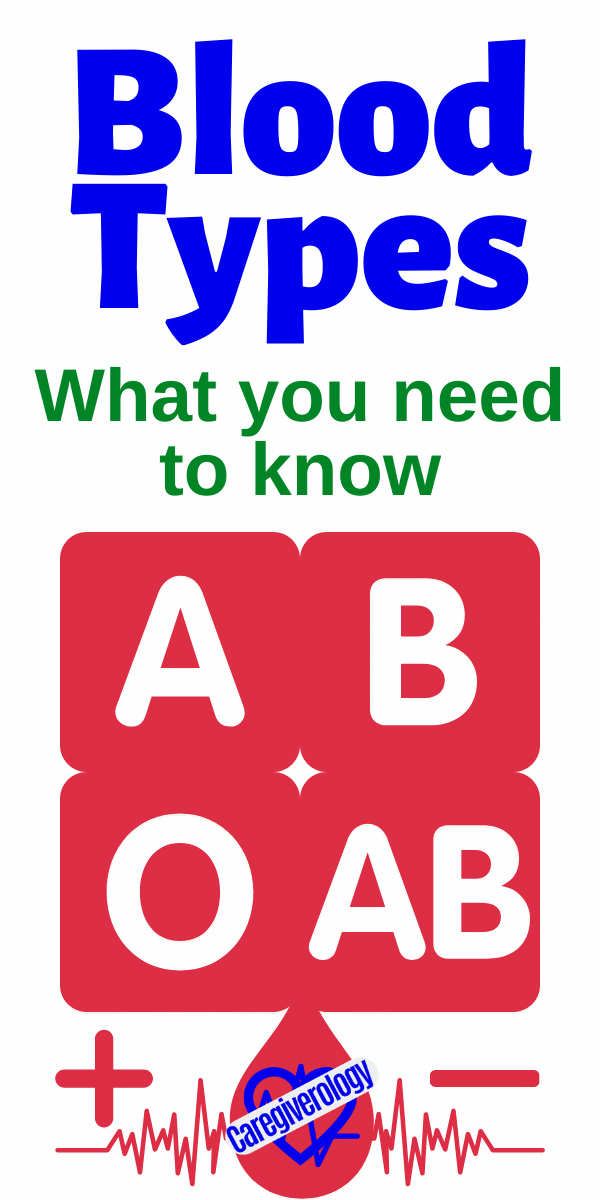 Blood Types: What you need to know
