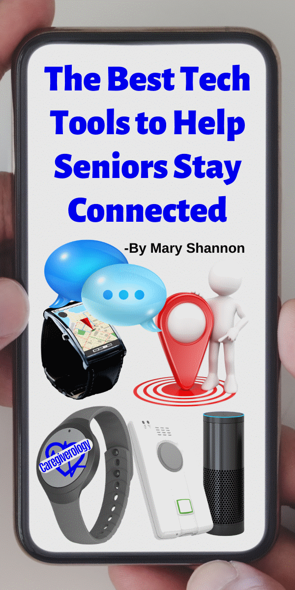 The Best Tech Tools to Help Seniors Stay Connected